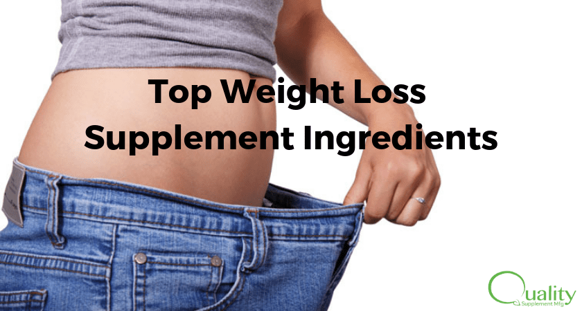 Top Weight Loss Supplement Ingredients