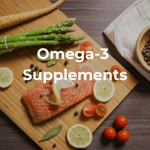 why sell omega-3 supplements