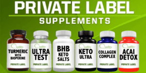 Private Label Nutrition Supplements