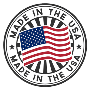 proudly manufactured in the united states of amercia