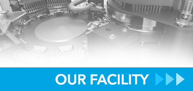 our contract manufacturing facility